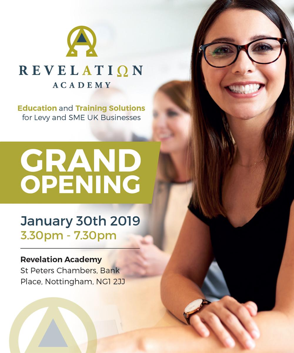 Grand Opening Nottingham